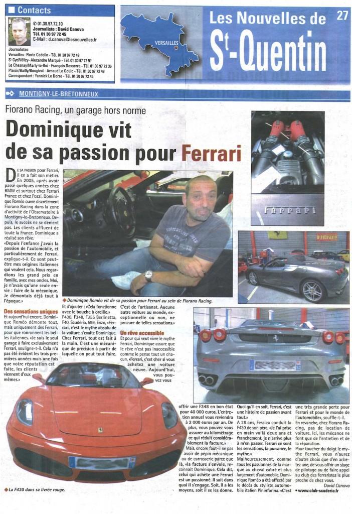 Les Nouvelles de St-Quentin