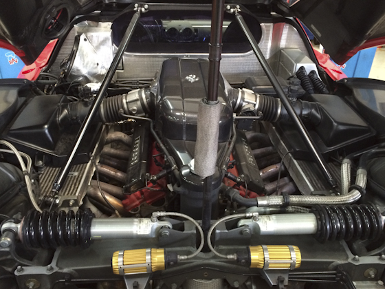 Revision courante Ferrari