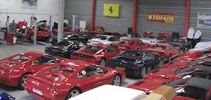 Services Ferrari Maserati